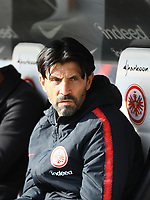Sportmanager Bruno Hübner (Eintracht Frankfurt) - 14.04.2019: Eintracht Frankfurt vs. FC Augsburg, Commerzbank Arena, 29. Spieltag DISCLAIMER: DFL regulations prohibit any use of photographs as image sequences and/or quasi-video.