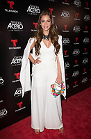 DORAL, FL - NOVEMBER 6: Carolina Miranda on the red carpet for Telemundo's season premiereofSenora Acero,La Coyote in CineBistro at City Place Doral, Florida. November 6, 2017. Credit: mpi140 / MediaPunch /NortePhoto.com