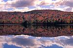 Brauer Lake, Ontario, Canada, Autumn colours