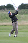 Day two of the Irish PGA championship at Seapoint Golf Club, David Mortimer, www.foreireland.com...Picture Jenny Matthews/Newsfile.ie