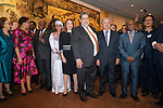 Unveiling Ceremony of the Nelson Mandela Statue from the Republic of South Africa<br /> <br /> Curved Wall Area, 1st Floor, Conference Building) (REMARKS)