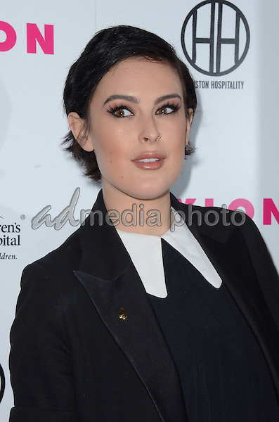 09 February  - Hollywood, Ca - Rumer Willis. Arrivals for the NYLON Magazine Pre-Grammy Party held at No Vacancy. Photo Credit: Birdie Thompson/AdMedia