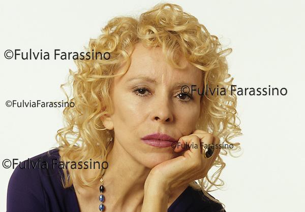 Milano, 1997 circa,Rosa Giannetta Alberoni, Milan, about 1997