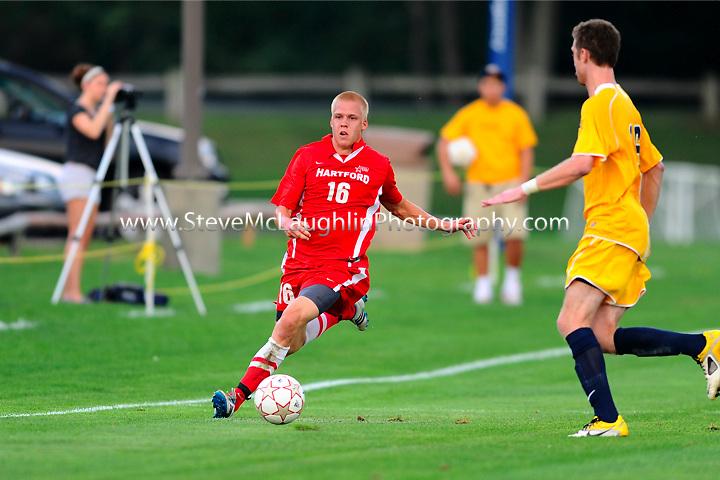 Hartford Hawks men's soccer at Quinnipiac University.