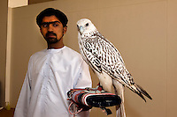 Vereinigte arabische Emirate (VAE), Dubai, National Falconry Centre