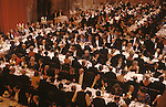 Lord Mayor of London banquet in the Guild Hall England UK 1992, 1990s UK
