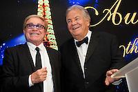 Orlando &amp; Massimo Gargia: &quot; The Best &quot; 40th Edition &agrave; l'h&ocirc;tel George V.<br /> France, Paris, 27 janvier 2017.<br /> ' The Best ' 40th Edition at the George V hotel in Pais.<br /> France, Paris, 27 January 2017