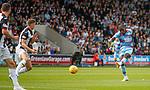 04.08.18 St Mirren v Dundee: Elton Ngwatala scores for Dundee