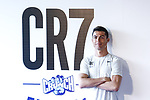 20170313. Cristiano Ronaldo attends the new Crunch Fitness Gym in Madrid.
