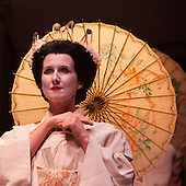 LONDON, ENGLAND, Madam Butterfly performed at the Royal Albert Hall