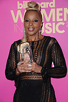 30 November  2017 - Hollywood, California - Mary J. Blige. Billboard Women in Music 2017 held at The Ray Dolby Ballroom. Photo Credit: Birdie Thompson/AdMedia