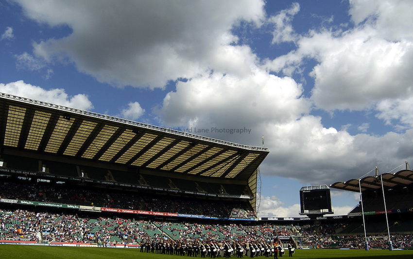 Photo. Henry Browne..The Daily Telegraph Emerging Schools National Finals 2005..07/05/2005..Twickenham Stadium.....
