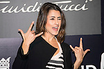 Barei Reyzabal attends the photocall of the fashion show of Emidio Tucci during MFSHOW 2016 in Madrid, February 04, 2016<br /> (ALTERPHOTOS/BorjaB.Hojas)