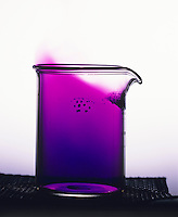 IODINE SUBLIMATION SPEEDED BY HEAT<br />