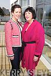 Michelle and Anne O'Neill at the Kerry Fashion Weekend Fashion Awards Lunch at the Aghadoe Heights Hotel, Killarney on Sunday.