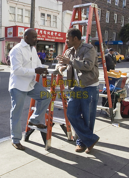 CHRIS GARDNER & WILL SMITH.in The Pursuit of Happyness .**Editorial Use Only**.CAP/FB.Supplied by Capital Pictures