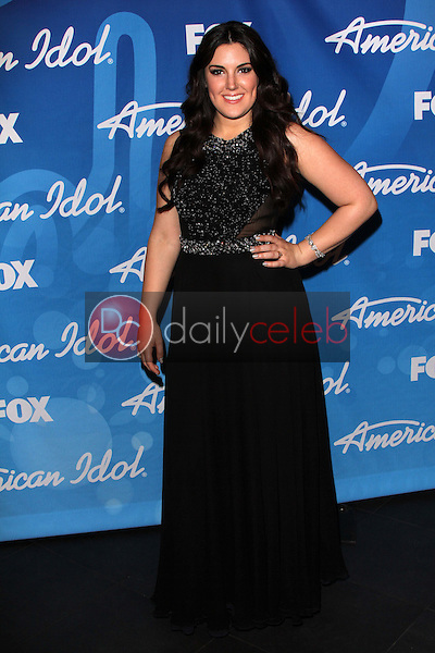 Kree Harrison<br /> at the American Idol Season 12 Finale Press Room, Nokia Theater, Los Angeles, CA 05-16-13<br /> David Edwards/DailyCeleb.Com 818-249-4998