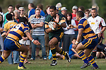 CMRFU Counties Power Premier Club Rugby game between Patumahoe & Pukekohe played at Patumahoe on April 12th, 2008..The halftime score was 10 all with Pukekohe going on to win 23 - 18.