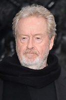 director, Ridley Scott at the world premiere for &quot;Alien: Covenant&quot; at the Odeon Leicester Square, London, UK. <br /> 04 May  2017<br /> Picture: Steve Vas/Featureflash/SilverHub 0208 004 5359 sales@silverhubmedia.com