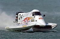 Steve Fryza, #24 (SST-120 class)
