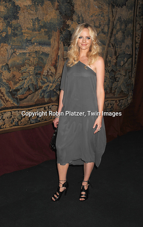Marley Shelton..arriving at The 7th on Sale Black Tie Gala Dinner on ..November 15, 2007 at The 69th Regiment Armory in New York. The Fashion Industry's Battle Against HIV and AIDS..will benefit. CFDA and Vogue were 2 of the sponsors...Robin Platzer, Twin Images