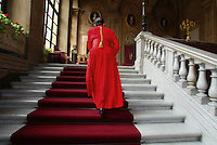 Il Cardinale Julian Herranz nella Ambasciata di Spagna presso la Santa Sede