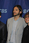 Two and a Half Men cast - Ashton Kutcher at the CBS Upfront 2011 on May 18, 2011 at Lincoln Center, New York City, New York. (Photo by Sue Coflin/Max Photos)