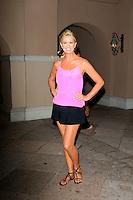 PASADENA - APR 18:  Nancy O'Dell arrives at the NBCUniversal Summer Press Day at The Langham Huntington Hotel on April 18, 2012 in Pasadena, CA