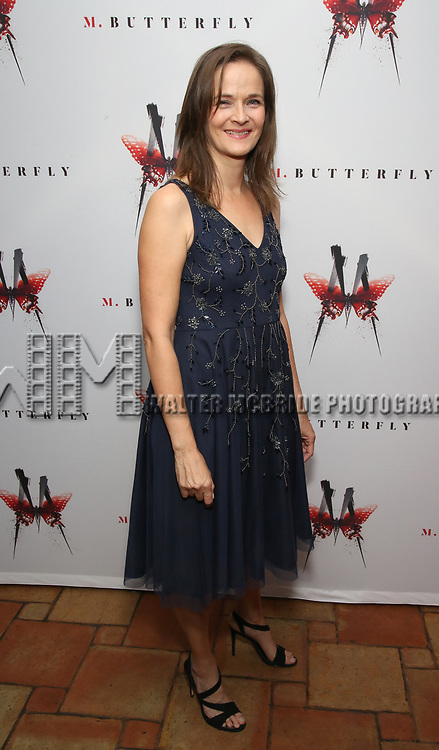 Enid Graham attends the Broadway Opening Night After Party for 'M. Butterfly' on October 26, 2017 at Red Eye Grill in New York City.