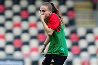 2019 09 02 Wales Women Press and Training, Rodney Parade, Newport, Wales, UK.