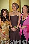 Gala Ball 30 years ITT saturday night l-r: Theresa Walker, maria Clifford and Siobhan Cregan..   Copyright Kerry's Eye 2008