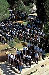 Israel, Jerusalem, Friday prayer at Al Aqsa