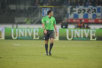 VOETBAL: SC HEERENVEEN: Abe Lenstra Stadion, 17-02-2012, SC-Heerenveen-NAC, Eredivisie, Eindstand 1-0, Scheidsrechter Serdar Gözübüyük, ©foto: Martin de Jong