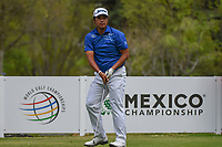 Hideki Matsuyama (JPN) watches his tee shot on 18 during round 4 of the World Golf Championships, Mexico, Club De Golf Chapultepec, Mexico City, Mexico. 2/24/2019.<br /> Picture: Golffile | Ken Murray<br /> <br /> <br /> All photo usage must carry mandatory copyright credit (© Golffile | Ken Murray)