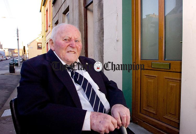Tom malone  Miltown Malbay Clonbony GAA Club