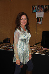 General Hospital's Jackie Zeman at Chiller Theatre's Spring Spooktacular on the weekend of April 27-29 at the Hilton Parsippany in Parsippany, New Jersey. (Photo by Sue Coflin/Max Photos)