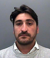 "Pictured: Pasquale Minichini<br /> Re: Ticket tout Pasquale Minichini has been sent to prison for 24 weeks for trying to sell fake tickets to the Champions League final.<br /> 35 year old Minichini, from Naples, was seen in Cardiff on Friday by an Italian off-duty police officer.<br /> He was arrested after shouting ""tickets"" in the street and was found carrying six fake tickets he was trying to sell for £870 (1000 euros) each.<br /> Minichini pleaded guilty to being in possession of an article for fraud at Cardiff Magistrates' Court.<br /> He also admitted being an unauthorised person who attempted to sell a ticket."