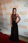 Actress Jessica Szohr Attends the Second Annual Pencils of Promise Gala Held at Guastavino's, NY  10/25/12