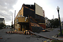 Coliseum theatre collapsed