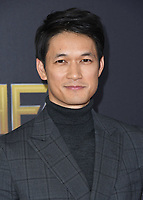 04 November 2018 - Beverly Hills, California - Harry Shum Jr.. 22nd Annual Hollywood Film Awards held at Beverly Hilton Hotel. <br /> CAP/ADM/BT<br /> &copy;BT/ADM/Capital Pictures