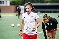 Boston, MA - Friday July 07, 2017: Stephanie McCaffrey during a regular season National Women's Soccer League (NWSL) match between the Boston Breakers and the Chicago Red Stars at Jordan Field.