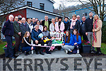 The residents of Whitebridge unvail a memorable bench dedicated to the late Amy O'Connor on Saturday Amy parents Brendan and Triona and her friends Laura Cremins and Emer Talbot unvailed the bench