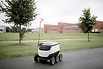 The delivery robot of Starhsip.<br />