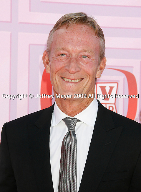 UNIVERSAL CITY, CA. - April 19: Ted Shackelford arrives at the 2009 TV Land Awards at the Gibson Amphitheatre on April 19, 2009 in Universal City, California.