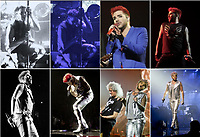 2017 Queen + Adam Lambert North American Tour Photo Book. This book can be ordered in many sizes but they all have the same photos in them. This design has 235 photos in it from 7concerts: Arizona, Las Vegas, Hollywood Bowl 1 & 2, Kansas City, Dallas & Houston.