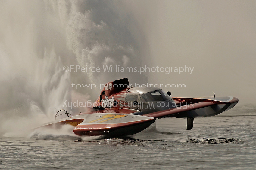 "Bert Henderson, GP-77 ""The Crush"" (Grand Prix Hydroplane(s)"
