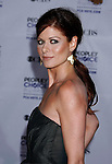 LOS ANGELES, CA. - January 07: Actress Debra Messing arrives at the 35th Annual People's Choice Awards held at the Shrine Auditorium on January 7, 2009 in Los Angeles, California.