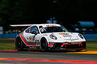 #91 Wright Motorsports, Porsche 991 / 2017, GT3P: Anthony Imperato