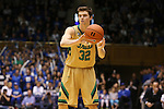 16 January 2016: Notre Dame's Steve Vasturia. The Duke University Blue Devils hosted the University of Notre Dame Fighting Irish at Cameron Indoor Stadium in Durham, North Carolina in a 2015-16 NCAA Division I Men's Basketball game. Notre Dame won the game 95-91.