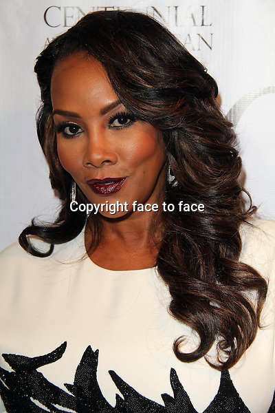 BEVERLY HILLS, CA - February 05: Vivica A. Fox at Experience East Meets West honoring Beverly Hills' momentous centennial year, Crustacean, Beverly Hills, February 05, 2014.<br />